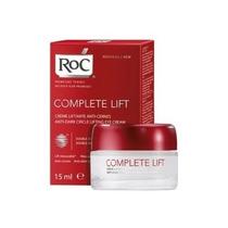 Roc Complete Lift Olhos Creme Anti-olheiras Dupla Ação-15ml