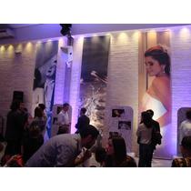 Banner Em Tecido Para Festa Infantil, Debutante, Eventos.