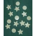 Frete Grátis + 7 Pacotes De Estrelas Que Brilham No Escuro