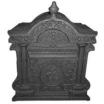 Caixa De Correio Em Ferro Fundido - Cod. 70065