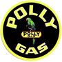 Placas Decorativas Polly Gas Posto Antigo Gasolina Oleo Old
