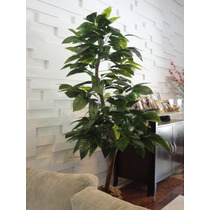 Planta Artificia/arranjo/arvor Croton Variegata 1,60mt Altur