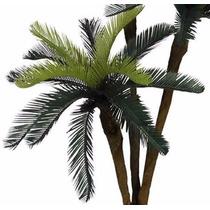 Planta Arficial Decoração Palmeira Cycas 1,77m- Frete Grátis