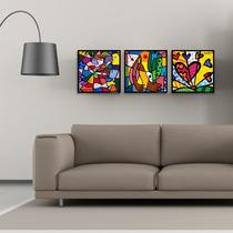 Painel Decorativo Tam. G (50x50)cm Cada