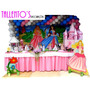 Decoração Festa Infantil Barbie E A Plebeia (locação)
