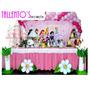 Decoração Festa Infantil Princesas (locação)