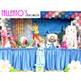 Decoração Festa Infantil Cinderela (locação)