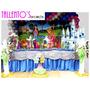Decoração Festa Infantil Barby No Castelo Diamante (locação)