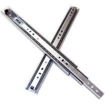 Corrediça Para Gavetas Telescópica 40cm ( Par ) Para 30kg