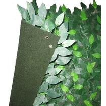 Muro Inglês Artificial Com Galhos De Ficus