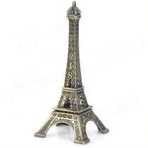 Torre Eiffel Miniatura Champs De Mars 32 Cm