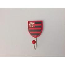 Gancho Para Roupas Ou Chaves Times Brasileiros Flamengo Novo