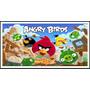 Painel Decorativos Infantil - Angry Birds