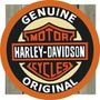 Placas Decorativas Moto Hd Harley Davidson Genuine Original