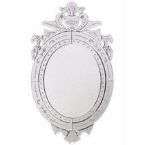 Espelho Veneziano Para Quarto Grande Oval