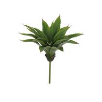 Folhagem Agave Artificial 25cm Plantas Artificiais