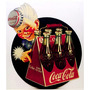 Placas Decorativas Coca Cola Boy Propaganda Classica Bottle