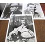 Antigo Lote De 3 Fotos Clark Gable De E O Vento Levou #2532