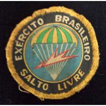 Exército Brasileiro Escudo Em Tecido