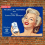 Placas Para Decoração Retro Vintage Propagandas Antigas