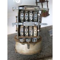 Mecanismo Registrador Bombas De Gasolina Década De 70