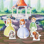 Princesinha Sofia Cenario Lembrancinha Festa Infantil R$2,25