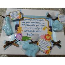 Caixa Com 100 Lembrancinhas Para Chá De Bebê Ou Maternidade