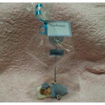 Lembrancinha Bebê Em Biscuit 10 Uni. Maternidade Chá De Bebê
