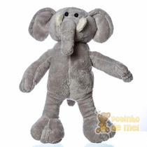 Bicho De Pelúcia Elefante Decoração Quarto Bebê E Infantil