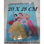 10 Unidades- Sacolas Princesas Cinderela Surpresa- Lindas!