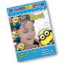 30 Revistas De Colorir Personalizadas 10 X 14 Cm - Minions