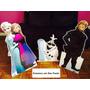 Display De Chão Totem Painel Cenário Frozen E Outros Temas.