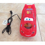 Luminária Abajur Disney Cars2 Relâmpago Macqueen - Importada