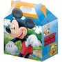 Caixa Surpresa Aniversário Festa Infantil Mickey 16 Uni