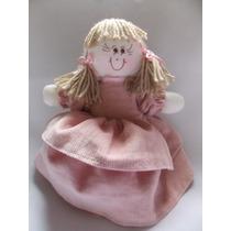 Boneca De Pano 15 Cm,para Lembrancinhas,decoração,festas