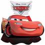 Chapéu Aniversário Festa Infantil Carros Disney Silver 24uni