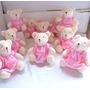 20 Ursinhos Para Lembrancinha Ou Centro De Mesa Chá De Bebê