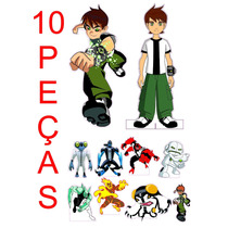 10 Display De Chão Ben 10
