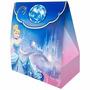 Caixa Surpresa Aniversário Festa Infantil Cinderela Luz 24un