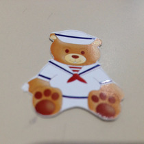 50 Recorte Urso Marinheiro Lembrancinha Aniversario Menino