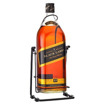 Whisky Johnnie Walker Black Label 4,5 Litros Garrafão