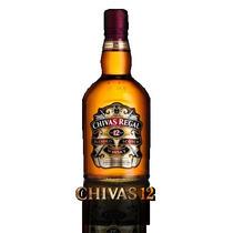 Chivas 12 Anos Original Na Caixa