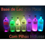 Kit 5 Base De Led Que Pisca - Vodka Grey Goose , Absolut,