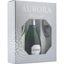 Kit Aurora Moscatel 2 Taças 750ml +