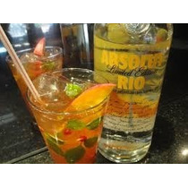 Vodka Absolut R I O Ltl - O R I G I N A L I S S I M A !
