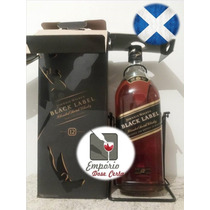 Whisky Johnnie Walker Black Label 4,5 Litros - Fotos Reais.