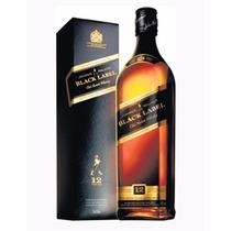 Whisky Johnnie Walker Black Label 12 Anos