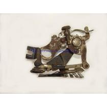 Antigo Pe Calçador P/ Pregas Maquina Costura - Usado Restaur
