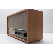 Radio Antigo Fhahn 5 Faixas Modelo Pl - 550 Original
