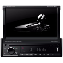 Dvd Automotivo Retratil Napoli 7998 Tv Analógica Bluetooth